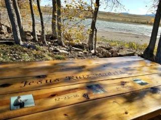 Memorial-Custom-Tiles-Table and Lake_web