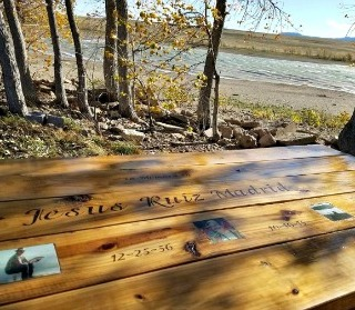 Memorial-Custom-Tiles-Table and Lake_web